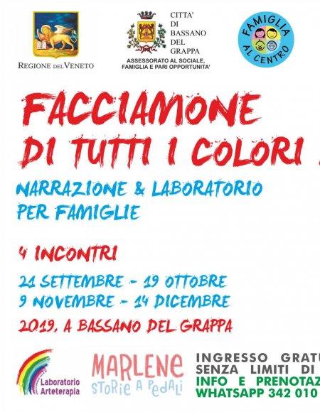 FACCIAMONE DI TUTTI I COLORI!